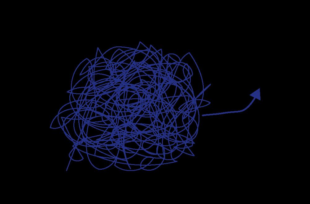 Eine Grafik, die Projekt-Audits & -restrukturierung veranschaulicht